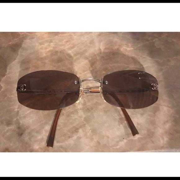 23f24ae57c76e ... CHANEL Accessories Vintage Sunglasses Poshmark